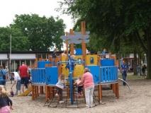 10-06-2017 Nieuwe speeltuin Gorsplein.
