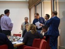 30-01-2017 Gemeenteraadsvergadering Albrandswaard.